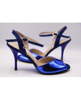 Modèle T001 - Bleu