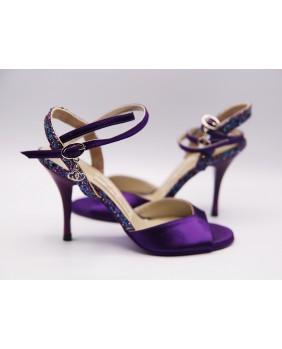 Modèle T027 - Violet...