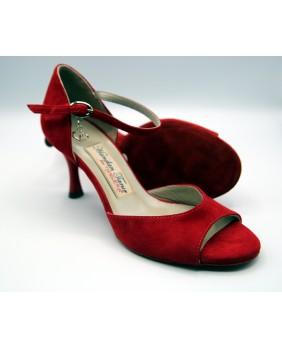 Modèle T021 - Rouge